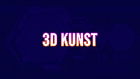 Maak een 3D tekening!