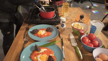 Recept Huevos Rancheros