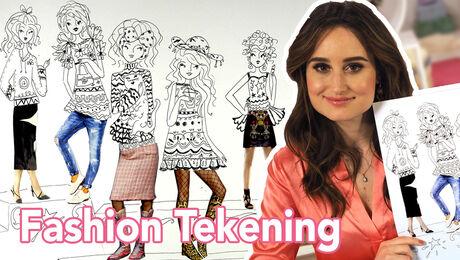 Fashion Tekening