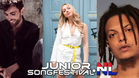 DE JURY VAN HET JUNIOR SONGFESTIVAL IS BEKEND!
