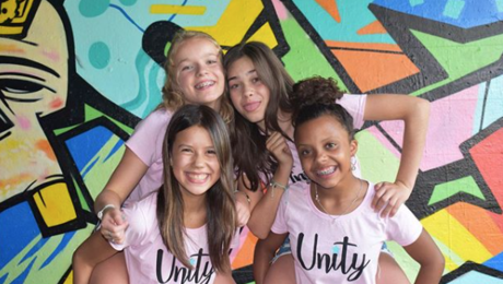 MEIDENBAND UNITY WINT JUNIOR SONGFESTIVAL