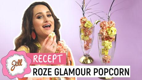 Roze Glamour Popcorn