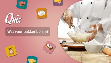 Quiz: Wat voor bakker ben jij?
