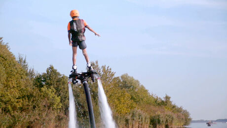 Battle Flyboarden