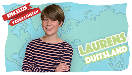 Dit is Laurens