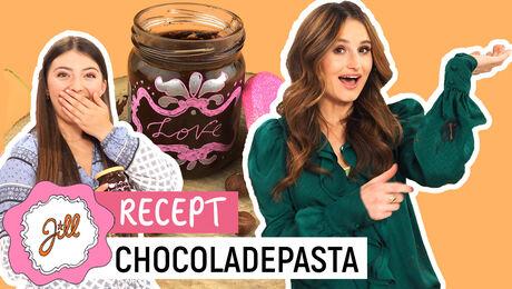 Chocoladepasta met Gioia
