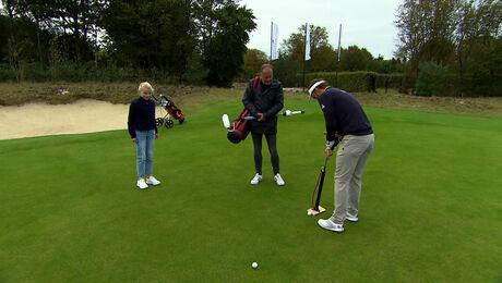 Golfen met Joost Luiten