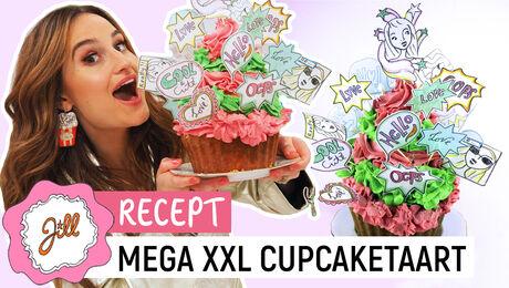 Maga XXL Cupcaketaart