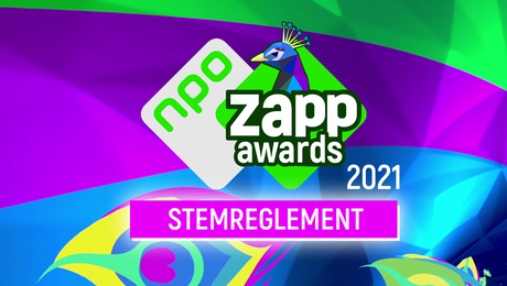 Zapp Awards 2021 | Stemreglement