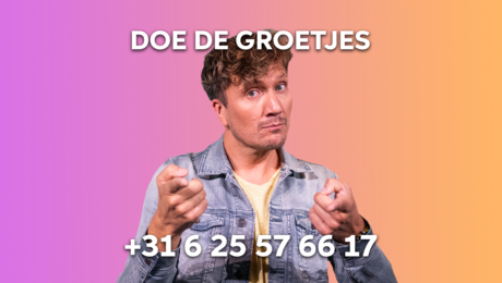 Doe de groeten in Zapplive!
