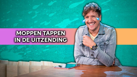 MOPPEN TAPPEN IN ZAPPLIVE