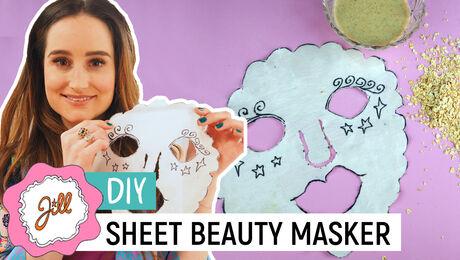 Sheet Maskertje voor een stralende huid