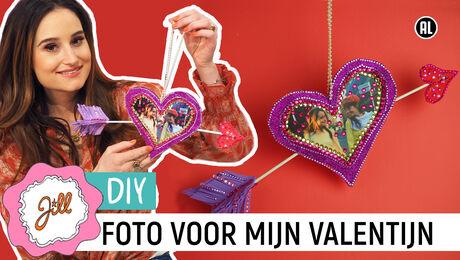Fotolijstje voor mijn Valentijn