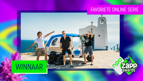Roadtrippers is Favoriete Online Serie