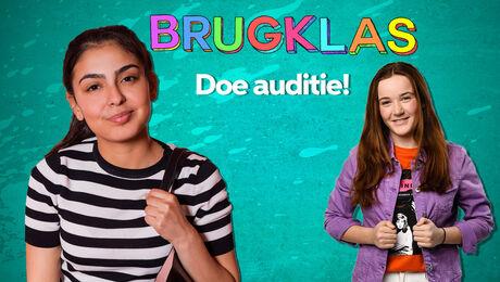 Brugklas zoekt nieuwe acteurs!