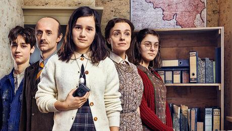 Nieuw op Zapp: Het videodagboek van Anne Frank