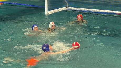 The Battle Waterpolo