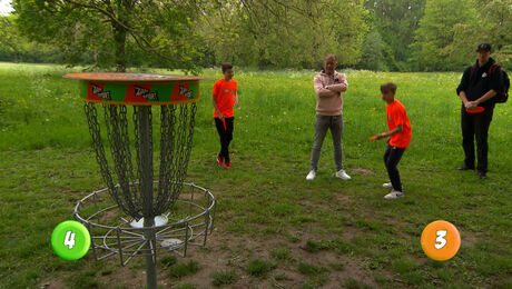 The Battle Discgolf