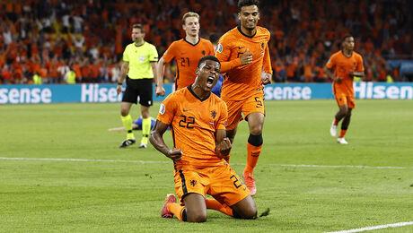 Oranje wint spannende wedstrijd tegen Oekraïne