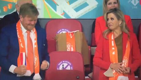 Sportfan koning Willem-Alexander