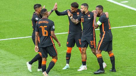 Buitenland ziet Nederland als EK-favoriet