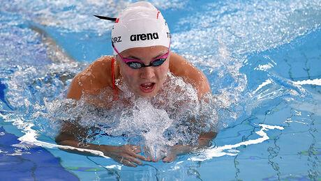 Blunder: zes Poolse zwemmers terug naar huis