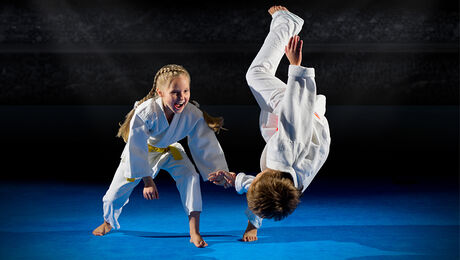 Gezocht: judoka's