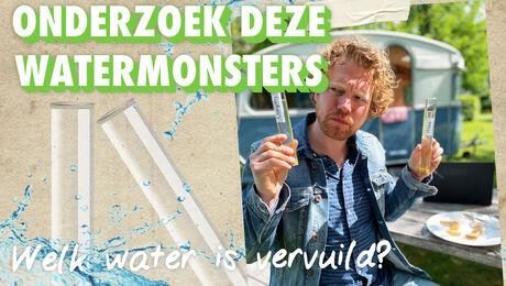 OPDRACHT #4: WELK WATER IS VERVUILD?