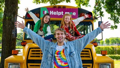 Kinderen voor Kinderen helpt mee is terug!
