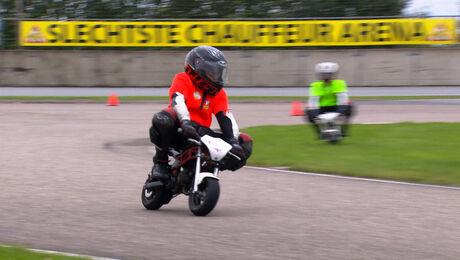 The Battle Minibike