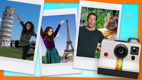Vakantieprijsvraag: Win een Instantcamera!