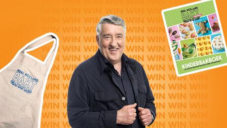 Win een Heel Holland Bakt Kids-pakket!