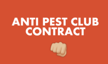 Anti Pest Club Contract