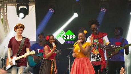 Je ziet de leukste en spannendste kinderfilms over muziek gratis in Zappbios.
