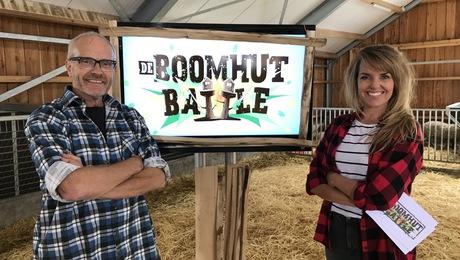 Kijk de eerste aflevering van De Boomhut Battle
