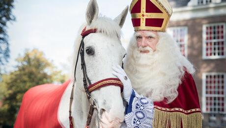 Kijk terug: De intocht van Sinterklaas