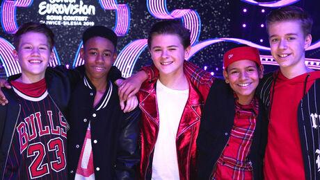 Junior Eurovisie Songfestival: Matheu is 4e geworden!