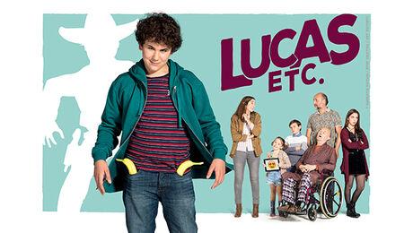 Waarvan wordt Lucas beschuldigd?