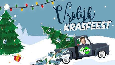 Kerst vier je met Zapp!