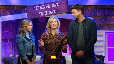 Wint team Defano of team Tim in Britt's beestenbende