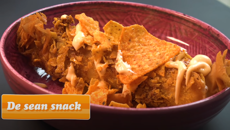 Krijgt Sean een eigen snack? 😍