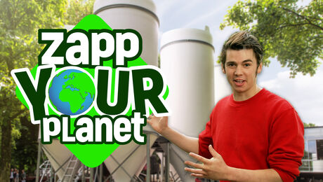 Ontmoet de tweede Zapp Your Planet presentator!