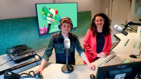 Nieuwe podcast Jeugdjournaal