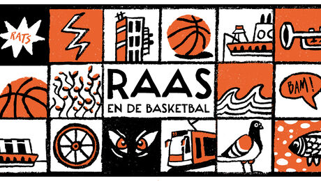 Podcast Raas en de Basketbal